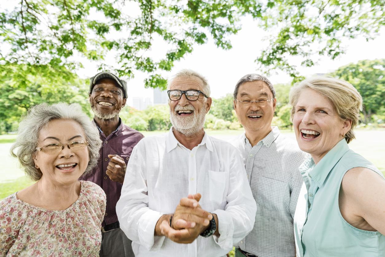 Senior friendship sites