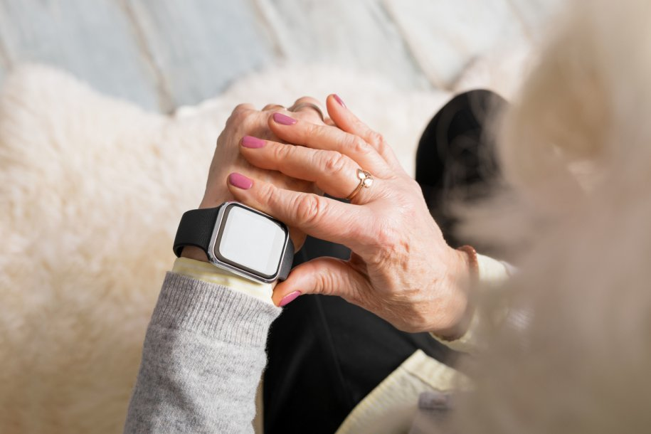 Healthier Aging in Place with the Help of Technology