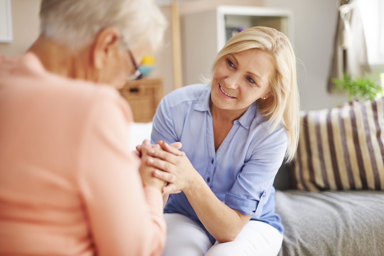 Monitoring a Parent's Behaviors for Indications of Alzheimer's Disease