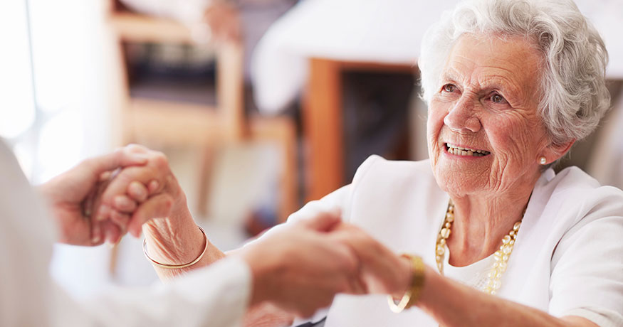 Activities of Daily Living (ADLs) assistance Salus Homecare San Fernando Valley, CA