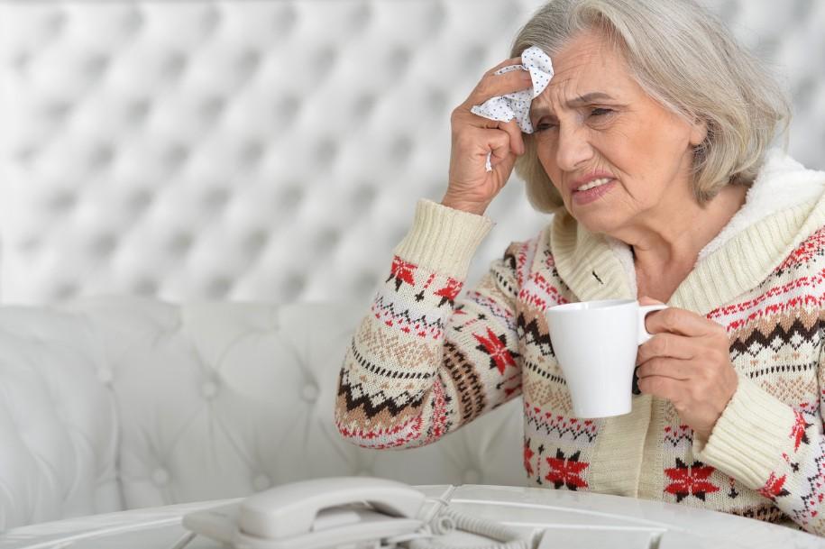 senior flu
