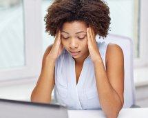 The Face of Caregiver Burnout