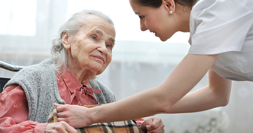 Physical Support During Hospice Care in orange county, ca