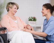 Finding Support to Avoid Caregiver Burnout