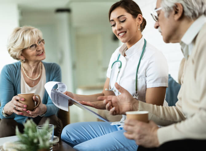 Our Senior Care Expertise Makes Your Job Easier